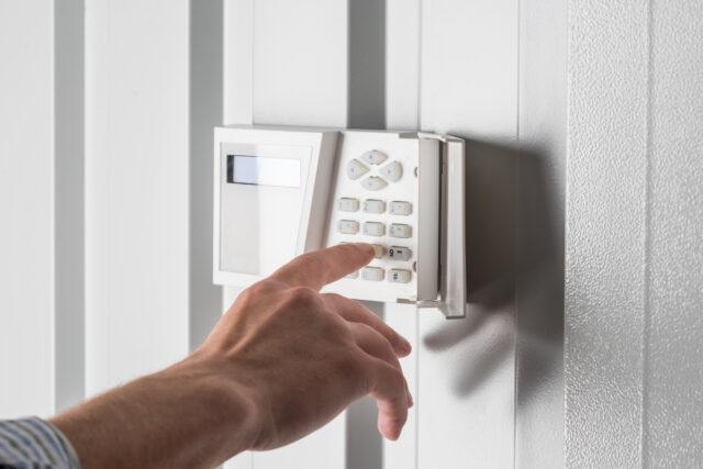 Smarte alarmsystemer