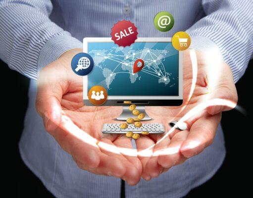 Handel på nettet