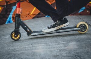 cityway - elektrisk løbehjul