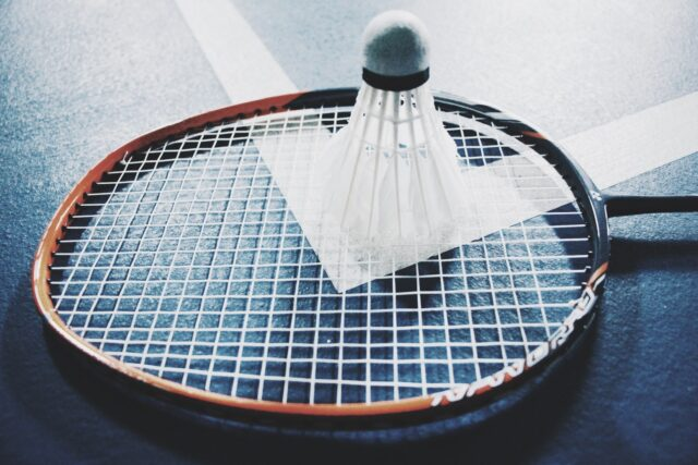 badminton arbejdsplads