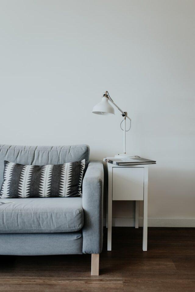sofa til virksomheden